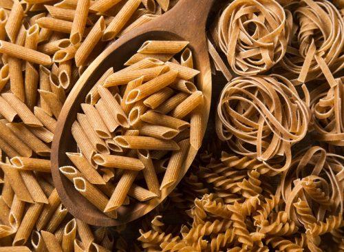 Pâtes à grains entiers