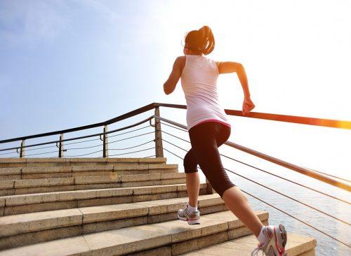 Conseils de motivation pour courir les escaliers