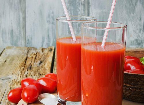 Jus de tomate