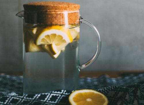 Eau de citron
