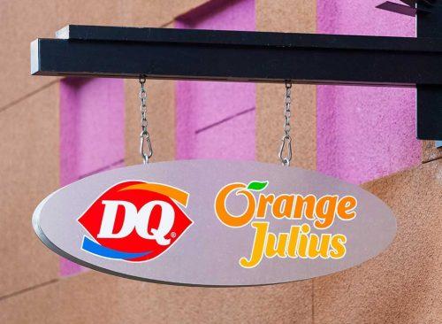 Julius orange