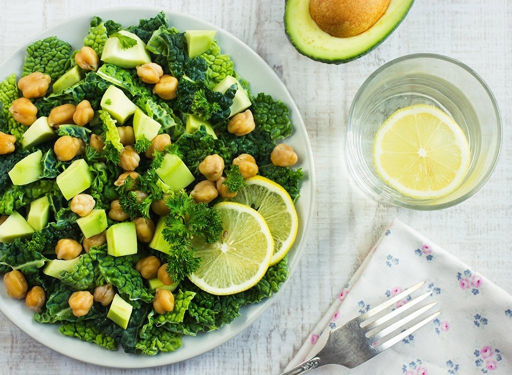 Meilleurs ingrédients de salade pour perdre du poids