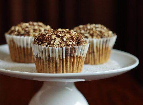 Muffins au son