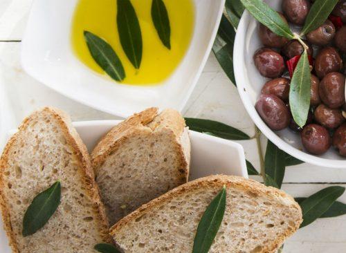pain d'olive