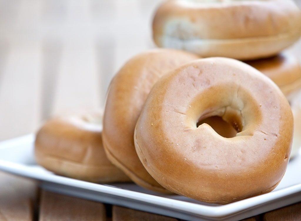 50 pires habitudes de petit déjeuner pour votre taille
