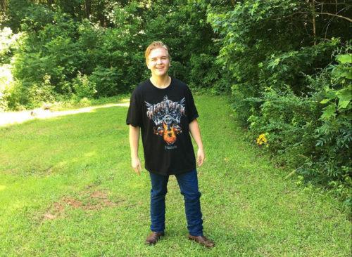 Caleb hutchinson perte de poids
