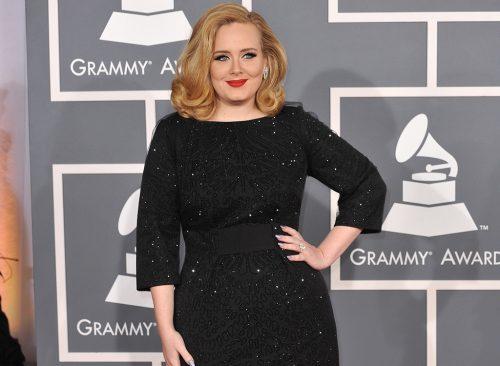 Adele grammy tarifs musicaux