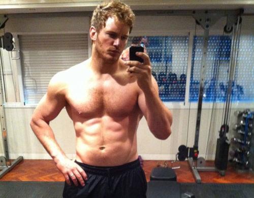 Chris parle de perte de poids