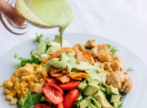 Salade de tacos