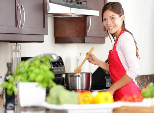 Moyens faciles et bon marché pour perdre des kilos en cuisinant