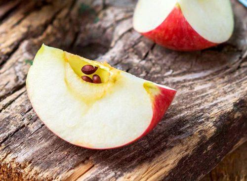 Pomme en tranches