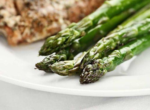 Aspragus cuit