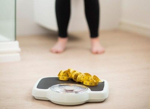 ne veulent pas se peser - comment vaincre le plateau de la perte de poids