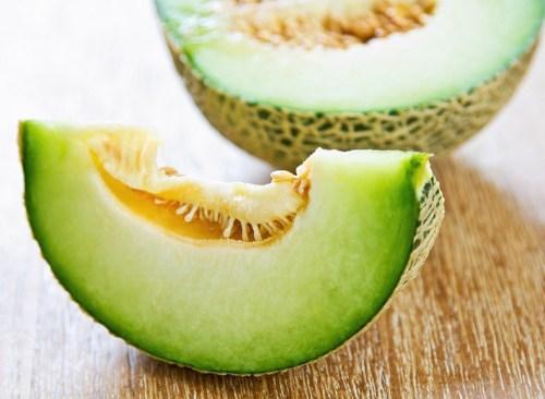 Melon miellat - comment se débarrasser de l'estomac gonflé en 24 heures