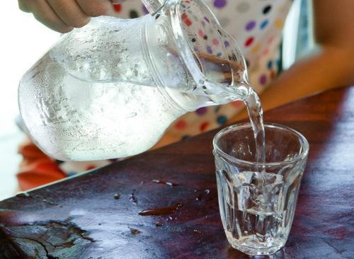 broc d'eau