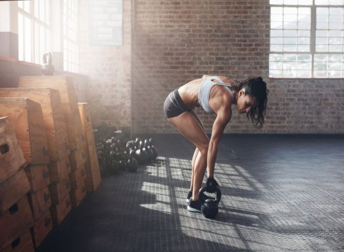 """HIIT"""" width=""""500"""" height=""""366"""" srcset=""""https://i0.wp.com/www.eatthis.com/wp-content/uploads/media/images/ext/972030383/HIIT.jpg?resize=500%2C366&ssl=1 500w, https://i0.wp.com/www.eatthis.com/wp-content/uploads/media/images/ext/972030383/HIIT.jpg?resize=768%2C563&ssl=1 768w, https://i0.wp.com/www.eatthis.com/wp-content/uploads/media/images/ext/972030383/HIIT.jpg?w=1024&ssl=1 1024w, https://i0.wp.com/www.eatthis.com/wp-content/uploads/media/images/ext/972030383/HIIT.jpg?resize=300%2C220&ssl=1 300w, https://i0.wp.com/www.eatthis.com/wp-content/uploads/media/images/ext/972030383/HIIT.jpg?resize=826%2C606&ssl=1 826w, https://i0.wp.com/www.eatthis.com/wp-content/uploads/media/images/ext/972030383/HIIT.jpg?resize=205%2C150&ssl=1 205w, https://i0.wp.com/www.eatthis.com/wp-content/uploads/media/images/ext/972030383/HIIT.jpg?resize=684%2C500&ssl=1 684w, https://i0.wp.com/www.eatthis.com/wp-content/uploads/media/images/ext/972030383/HIIT.jpg?resize=640%2C468&ssl=1 640w, https://i0.wp.com/www.eatthis.com/wp-content/uploads/media/images/ext/972030383/HIIT.jpg?resize=343%2C250&ssl=1 343w, https://i0.wp.com/www.eatthis.com/wp-content/uploads/media/images/ext/972030383/HIIT.jpg?resize=256%2C186&ssl=1 256w, https://i0.wp.com/www.eatthis.com/wp-content/uploads/media/images/ext/972030383/HIIT.jpg?resize=183%2C133&ssl=1 183w, https://i0.wp.com/www.eatthis.com/wp-content/uploads/media/images/ext/972030383/HIIT.jpg?resize=244%2C178&ssl=1 244w, https://i0.wp.com/www.eatthis.com/wp-content/uploads/media/images/ext/972030383/HIIT.jpg?resize=264%2C192&ssl=1 264w, https://i0.wp.com/www.eatthis.com/wp-content/uploads/media/images/ext/972030383/HIIT.jpg?resize=600%2C439&ssl=1 600w"""" sizes=""""(max-width: 500px) 100vw, 500px"""" data-recalc-dims=""""1""""></noscript></div><p>High-intensity interval training (or HIIT) is a great belly-blasting option for those who already feel comfortable in the gym because it helps you drop fatty tissue and build muscle simultaneously. """"High-intensity interval training is wh"""