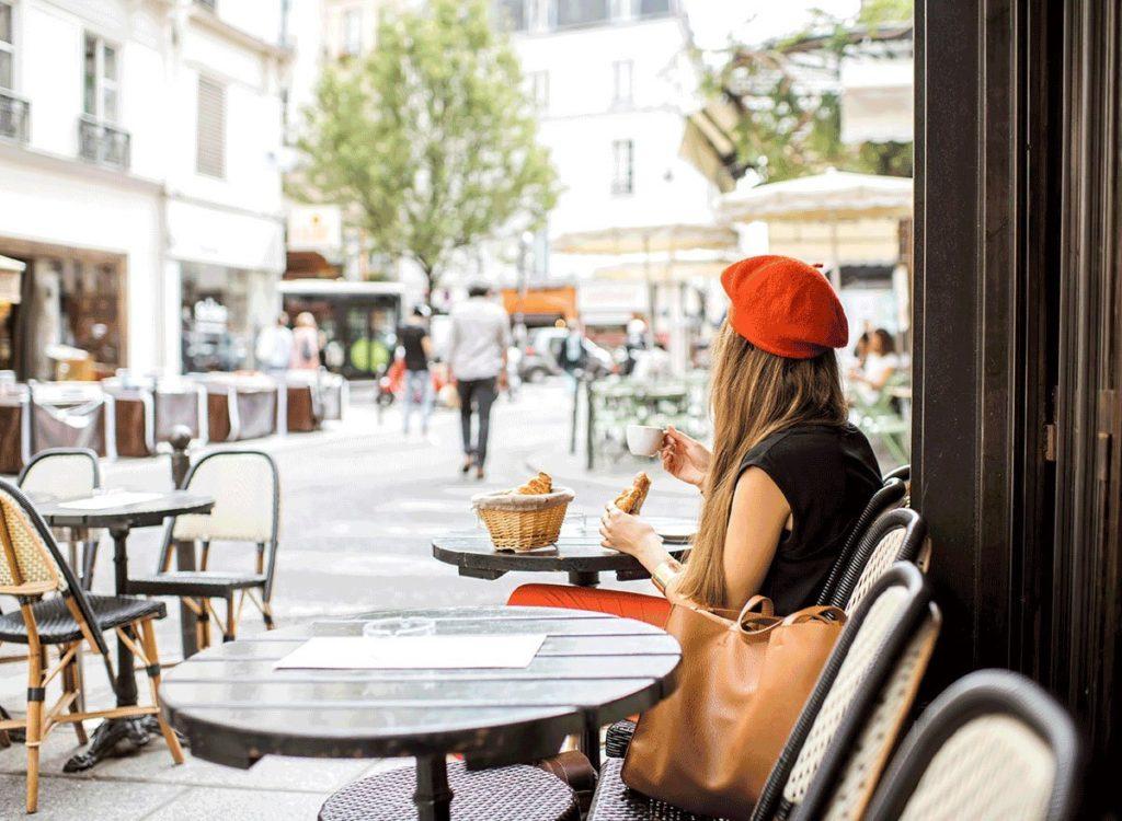 Capacité mystérieuse des Français restent minces et en bonne santé