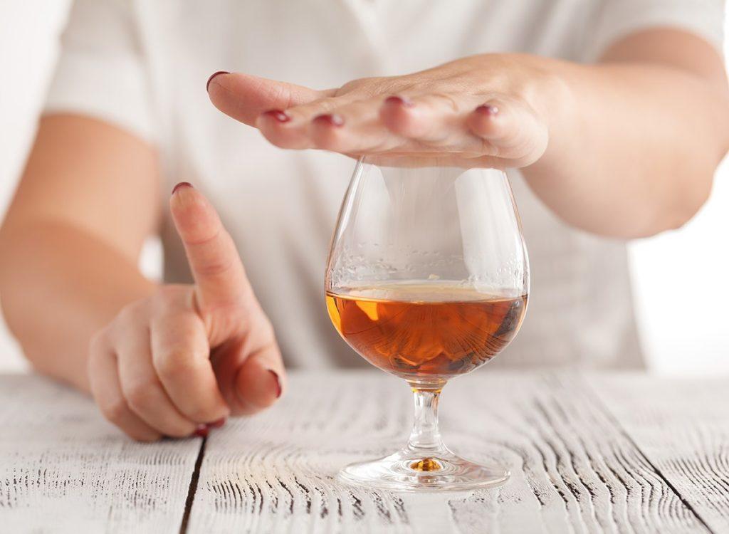 Devez-vous abandonner les boissons pour perdre du poids