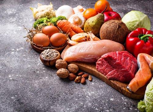 Aliment diététique paléo