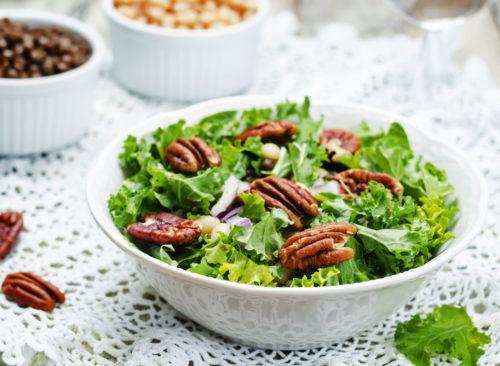 Salade de noix de pécan