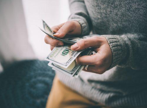 Économise de l'argent
