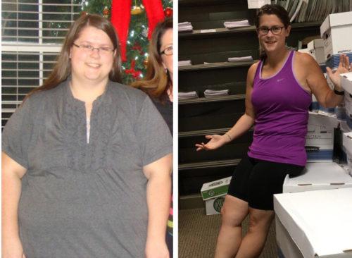 Comment de vraies personnes ont perdu la moitié de leur poids