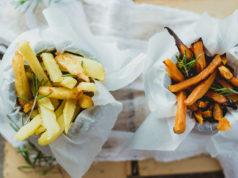 Patates douces et patates
