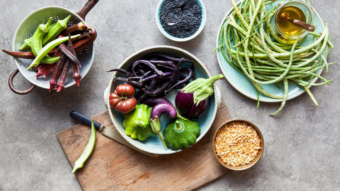 Hémorroïdes Lentilles, légumineuses, légumes riches en fibres contre piles