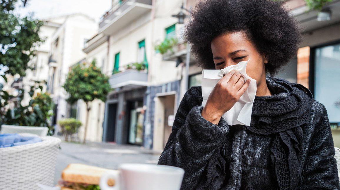 Les e-cigs : susceptible de contracter le rhume et la grippe ?