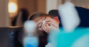 Grippale est la plus forte en ce moment