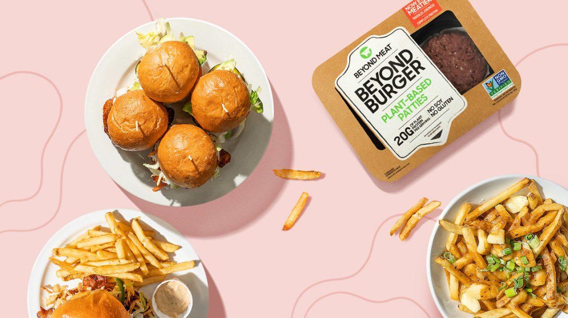 Options de burger végétarien Meilleurs burgers végétariens