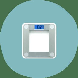 Pèse-personne numérique de précision EatSmart