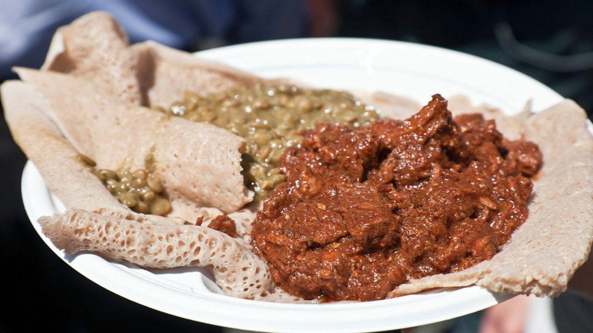 Yebeg wot (plat de vacances d'Ethiopie)
