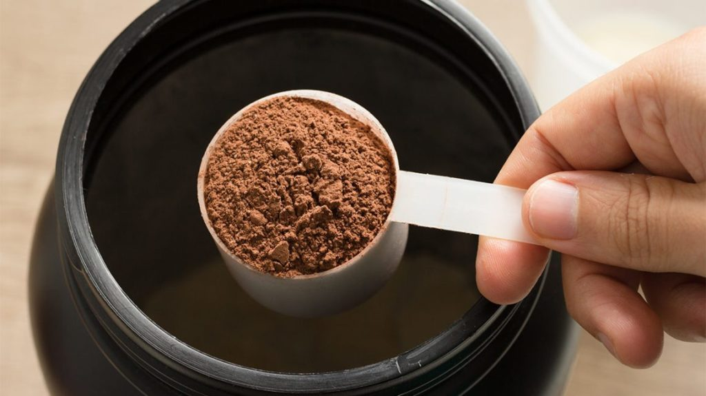 La poudre de protéine expire-t-elle?