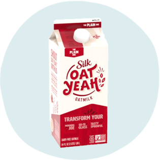 Avoine de soie ou lait d'avoine (nature)