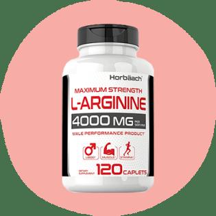 Horbaach Force maximale L-Arginine