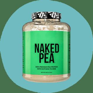 Poudre de protéine de pois Naked Pea Premium