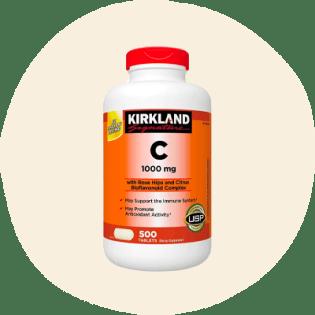 Kirkland Signature Vitamine C