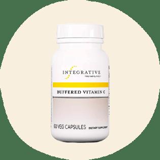 Vitamine C tamponnée par Integrative Therapeutics