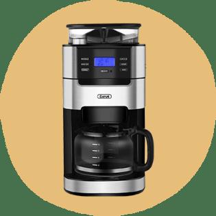 Machine à café goutte à goutte programmable GEVI 10 tasses