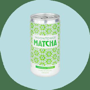 Thé vert Moontower Matcha