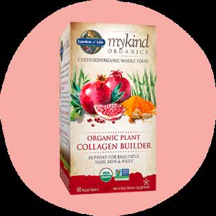 Garden of Life mykind Créateur de collagène végétal biologique