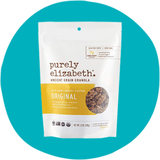 Granola sans gluten Purely Elizabeth
