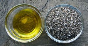 l'huile de graines de chia