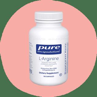 Encapsulations pures L-Arginine