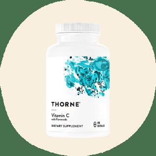 Thorne Vitamine C avec Flavonoïdes