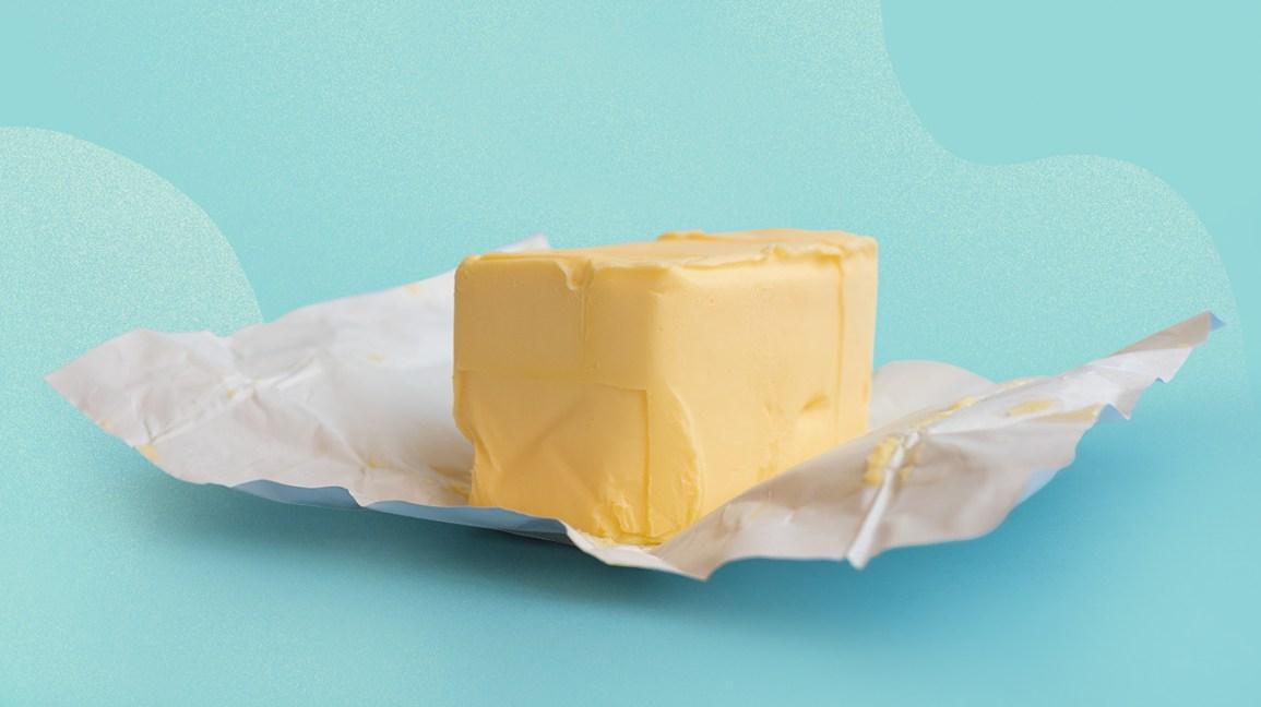 Illustration de beurre