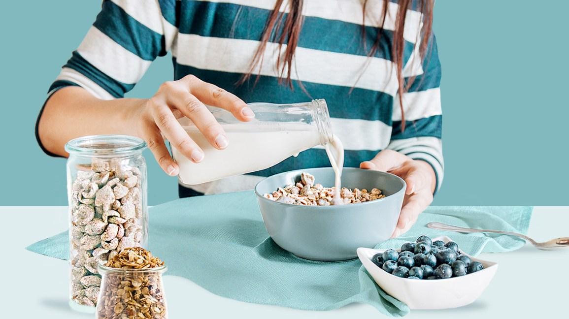 muesli vs granola