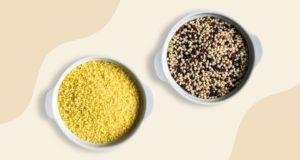Couscous et le quinoa