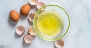congeler des œufs